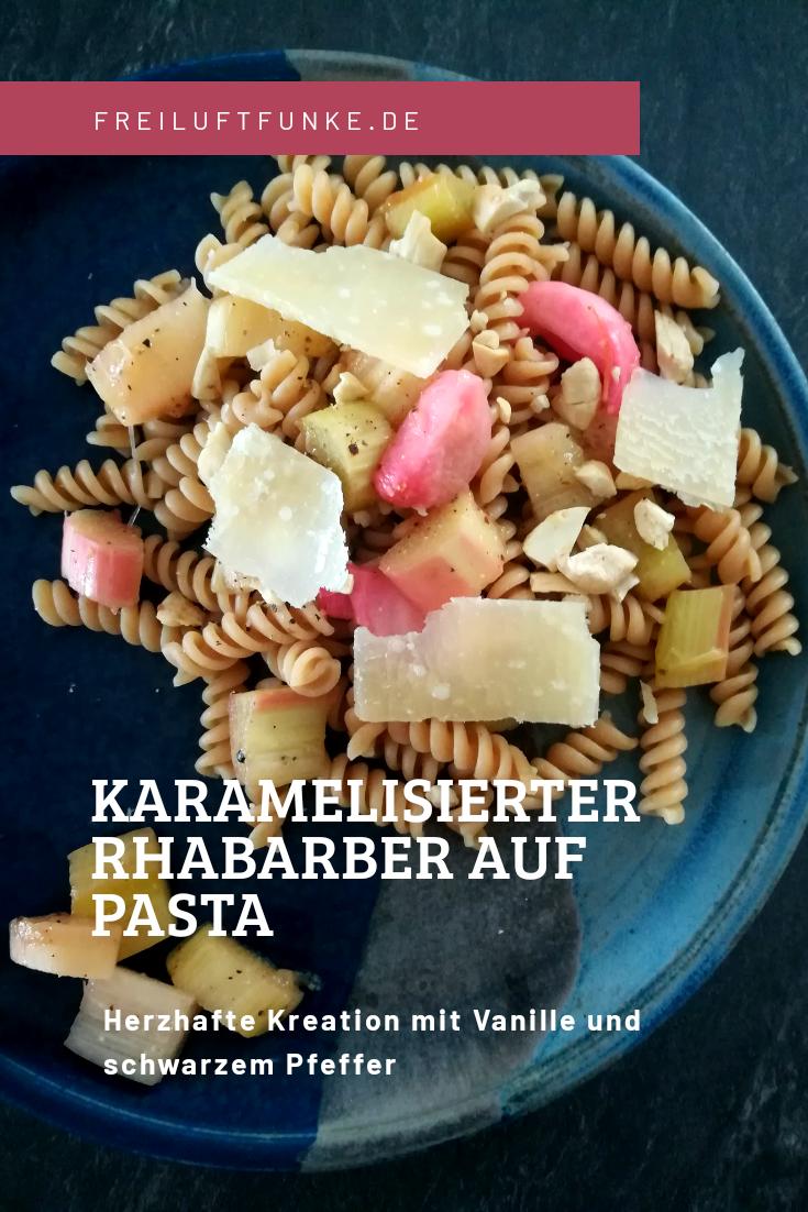 Pasta Rhabarber